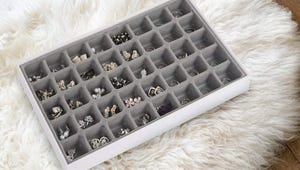The Best Organizers for Your Earrings