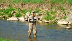 The Best Fishing Waders for High Water Sporting