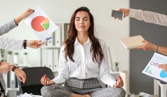 De-Stress with a Daily Self-Care Routine
