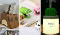 Add Some Pizzazz to Your Desk with These Quirky Office Accessories