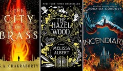 12 Awesome Young Adult Fantasy Books from Fresh and Upcoming Authors