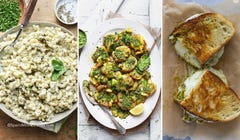 Pesto Saves the Day When You Have No Idea What to Cook