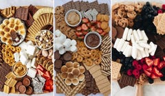 S'mores Boards Are Summer's Hottest Food Trend