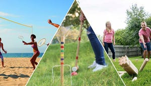 7 Vintage Lawn Games That Never Go Out of Style