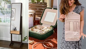 These Jewelry Storage Solutions Double as Décor
