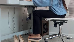 The Best Footrests for Under Your Desk