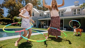 The Best Hula Hoops for Your Children