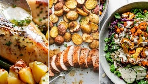 These 8 Sheet Pan Recipes Are Perfect for Easy Weeknight Meals