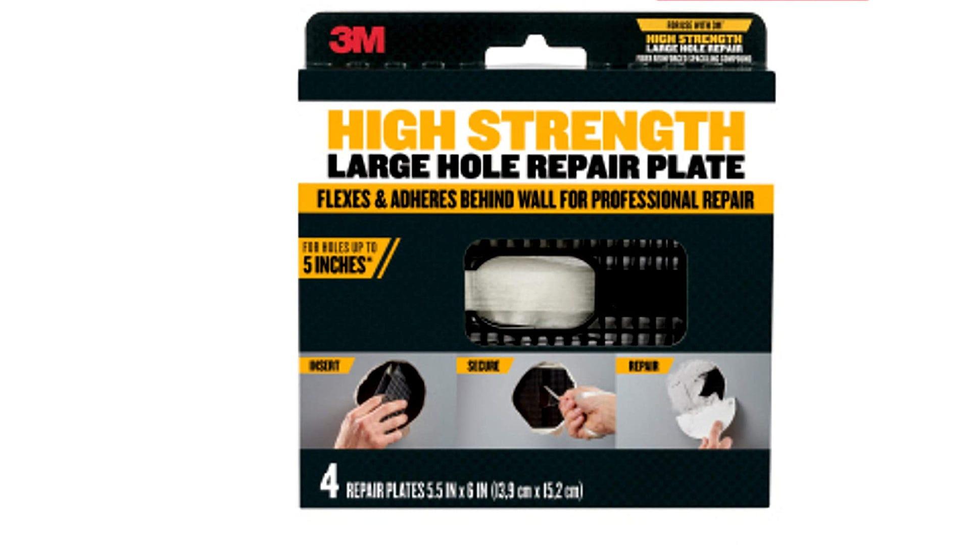 packaged 3M drywall repair patch