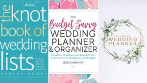The Best Wedding Planning Books to Organize Your Big Day