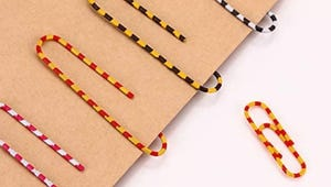 Fun Back-to-School Paper Clips