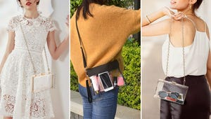 Stylish and Functional Women's Clear Purses