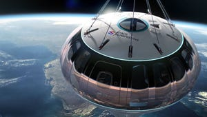 Wanna Get Married in Space? You Can Book Your Capsule Right Now