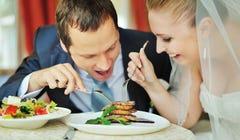 6 Foods You Shouldn't Serve at a Wedding