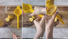 Get the Most Out of Your Lemon with This Juicing Hack