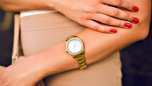 The Most Stylish Gold Watches for Women