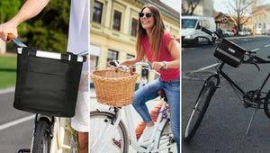 The Best Bike Baskets for Women's Bikes