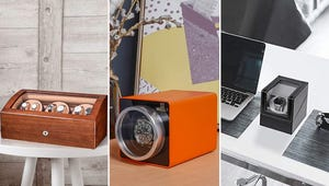The Best Watch Winder for Keeping Watches Ready to Go
