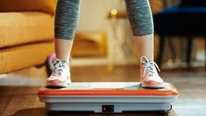 The Best Vibration Plate Machines for Whole-Body Workouts