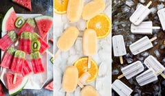 Keep Your Kids Cool All Summer with Homemade Popsicles