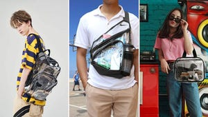 The Best Clear Backpacks for Your Next Outing