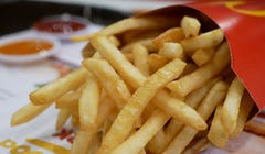 Here's What McDonald's Said About That Free Fry Refill Video on TikTok