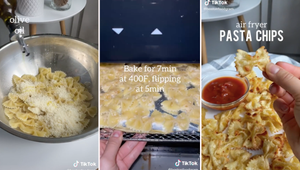 Pasta Chips Are the Latest Viral Food Craze