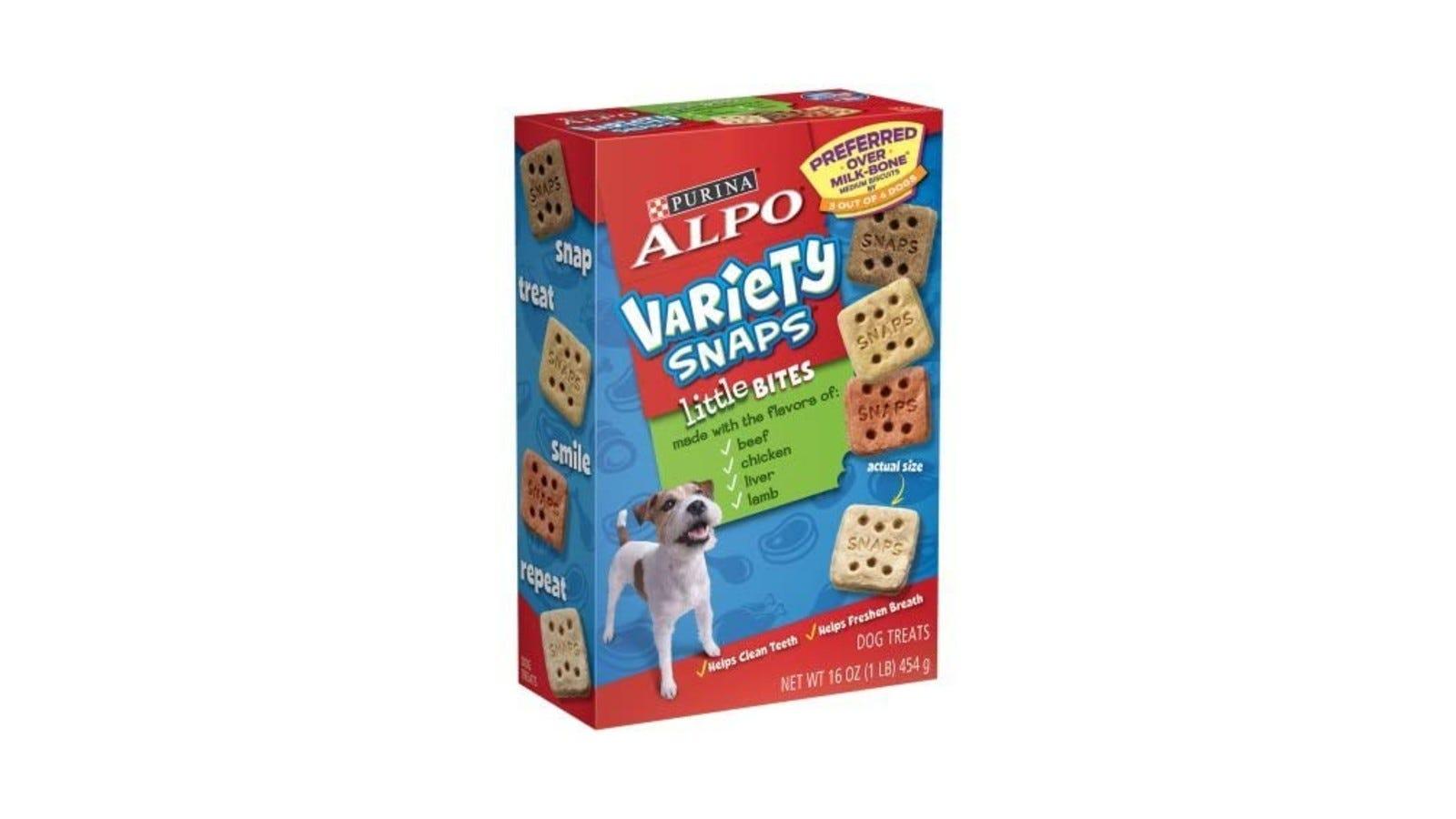 Dog treats that offer plenty of flavor variety