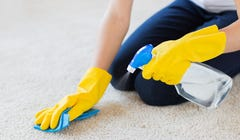 These Two Ingredients Are All You Need to Clean Your Carpet
