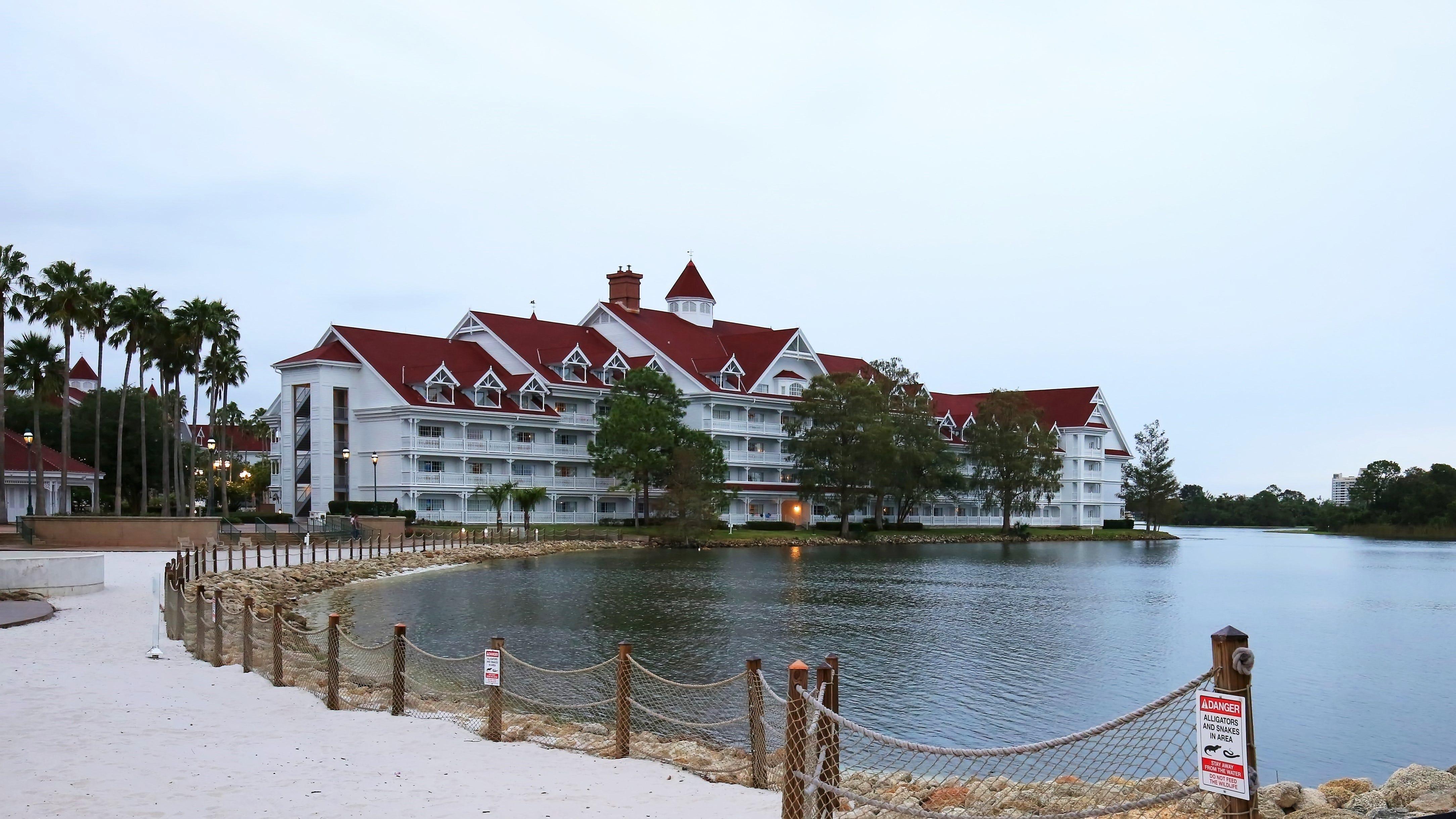 Disney World's Grand Floridian Resort & Spa.