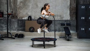 The Best Mini Trampolines for Exercising and Building Muscle