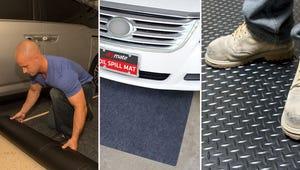 The Best Floor Mats for Your Garage