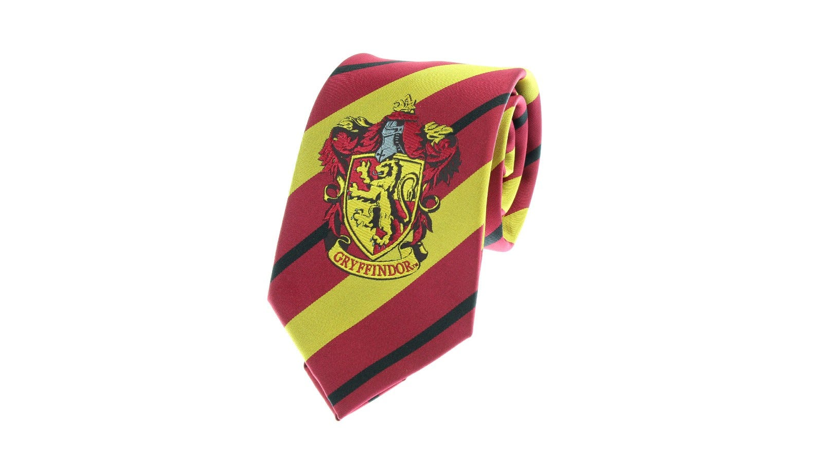 The perfect necktie for fans of the Harry Potter franchise