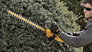 The Best Hedge Trimmer for Manicured Bushes
