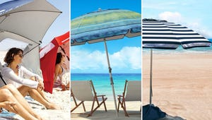 The Best Beach Umbrellas to Keep You in the Shade