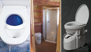 The Best Composting Toilets for Smaller Living Spaces