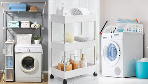 10 Products to Keep Your Laundry Area Organized