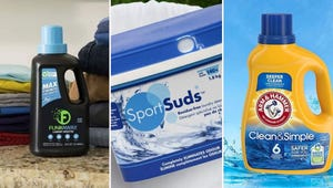 Safely Wash Your Sportswear with These Laundry Detergents & Boosters