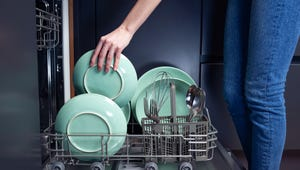 Why You Shouldn't Rinse Your Dishes Before the Dishwasher