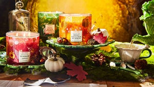Bath & Body Works' Fall Candles Are Here