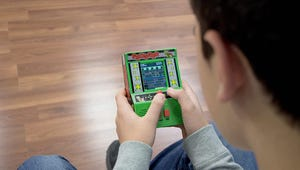 Take These Mini Arcade Games with You on the Go