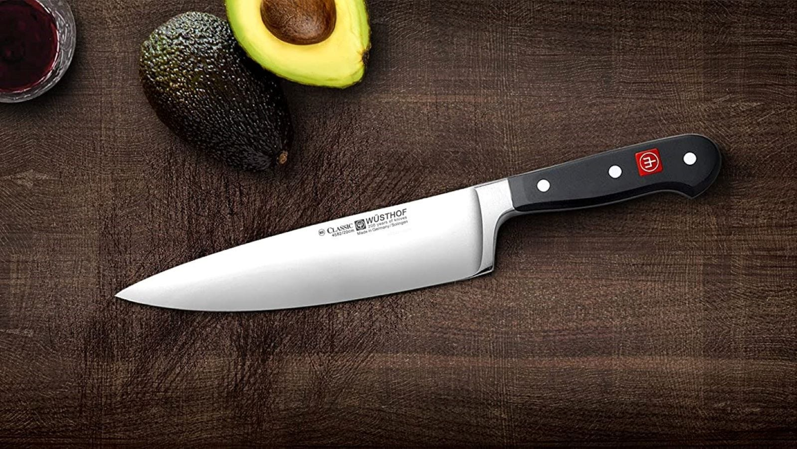 The WÜSTHOF Classic Eight-Inch Chef's Knife