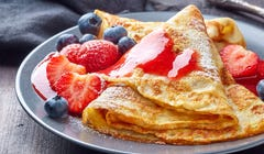 How to Make Perfect Crepes at Home