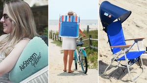 9 Things to Make Relaxing at the Beach More Comfortable
