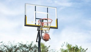 The Basketball Rebounders for Private Training Sessions