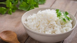 Here's Why People Are Cooking Their Rice in Orange Juice