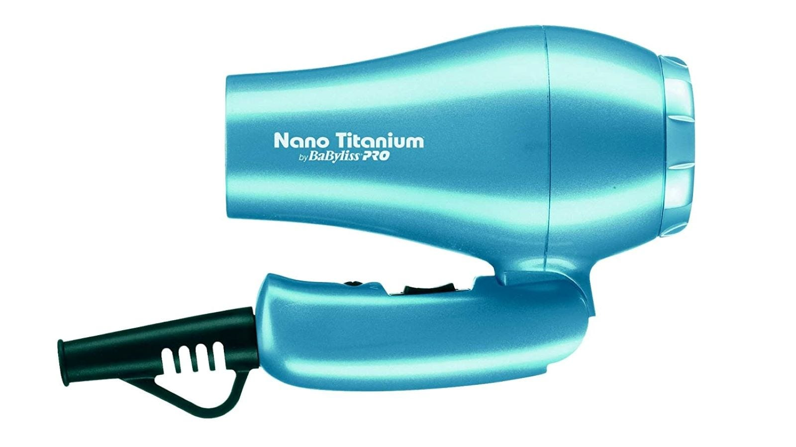 BaBylissPRO Nano Titanium foldable Travel Hair Dryer.