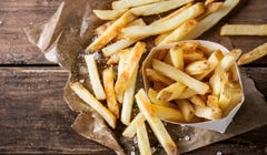 This Is the Secret to Perfect Air-Fried French Fries
