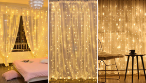 These $18 String Lights Are the Best Home Purchase I've Made in 2021