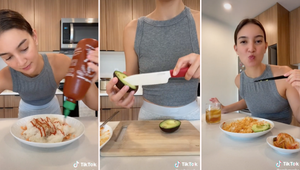 Love Sushi Rolls? You'll Also Love This Viral TikTok Food Craze